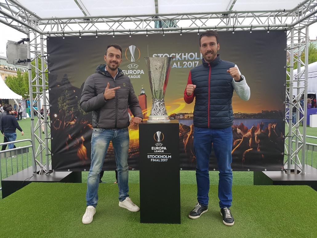 Георги Захариев и Александър Захариев